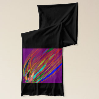 FOREST FIRE COLORmania  : WALK RUN SHOW Scarf