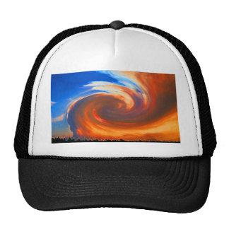 Forest Fire Trucker Hat