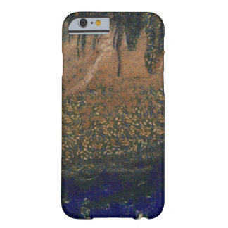 Forest floating on water reservoir barely there iPhone 6 case