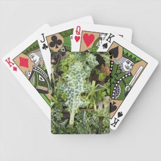 Forest Floor Bicycle Playing Cards