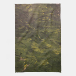 Forest Floor Kitchen Towel