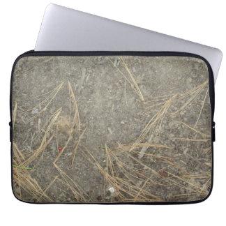 Forest Floor Laptop Computer Sleeve