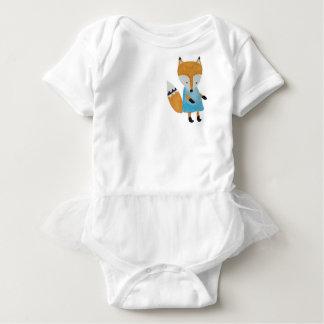 Forest Friends Adorable little Woodland Fox Shirt