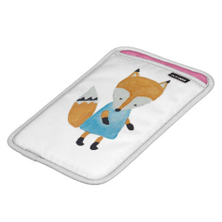 Forest Friends Adorable little Woodland Fox Sleeve For iPad Mini