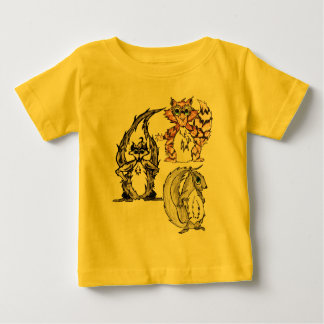 Forest Friends Baby Shirt