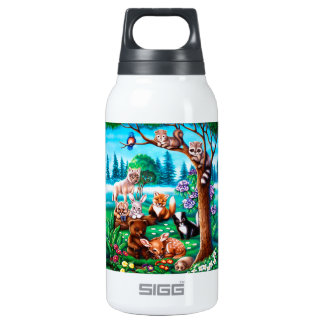 Forest Friends Insulated Water Bottle
