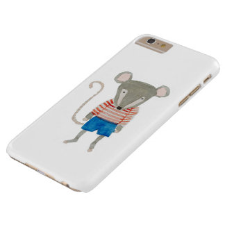 Forest Friends Mouse Barely There iPhone 6 Plus Case