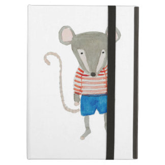 Forest Friends Mouse iPad Air Case