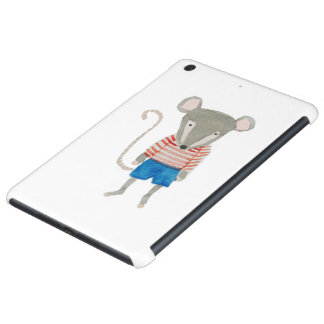 Forest Friends Mouse iPad Mini Retina Covers