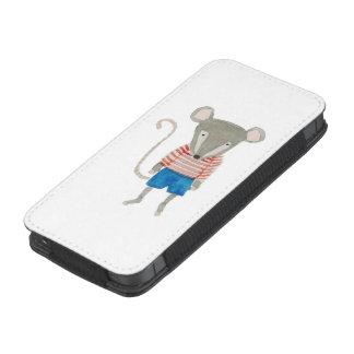 Forest Friends Mouse iPhone SE/5/5s/5c Pouch