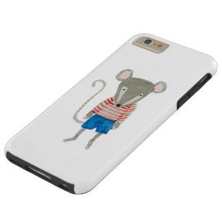 Forest Friends Mouse Tough iPhone 6 Plus Case