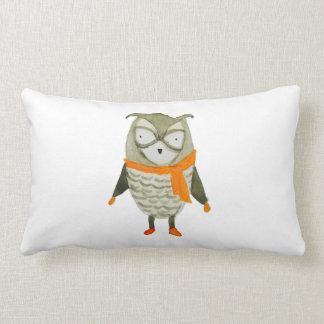 Forest Friends Owl Throw Pillows