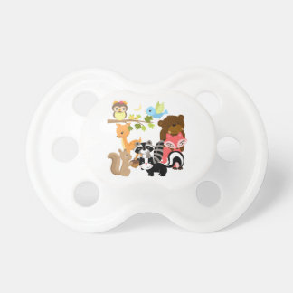 Forest Friends Pacifier