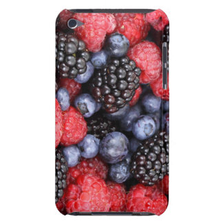 Forest Fruit Background iPod Case-Mate Cases