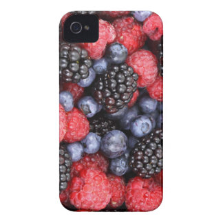 Forest Fruit Background iPhone 4 Cover