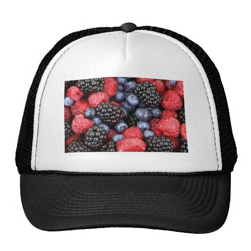 Forest Fruits Hats