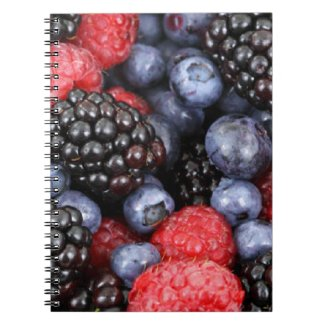 Forest Fruits Note Books