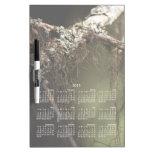 Forest Fuzz; 2013 Calendar Dry-Erase Board