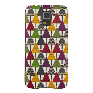 forest geo trees light galaxy s5 case