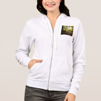 Forest glade hoodie