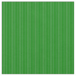[ Thumbnail: Forest Green and Green Colored Lines Fabric ]