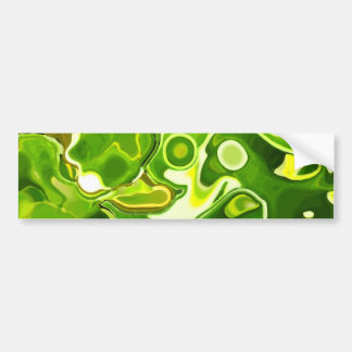 Forest Green Bumper Sticker