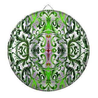 Forest Green Emerald Dream Dartboard
