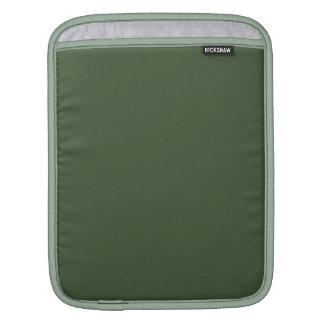 Forest Green iPad Sleeve
