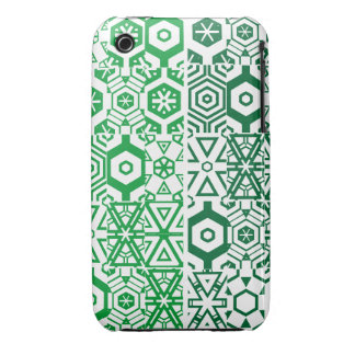 forest green iPhone 3 cover