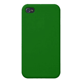 Forest Green Covers For iPhone 4