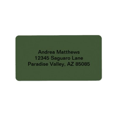 Solid background 003366 dark blue address labels zazzle reheart Image collections