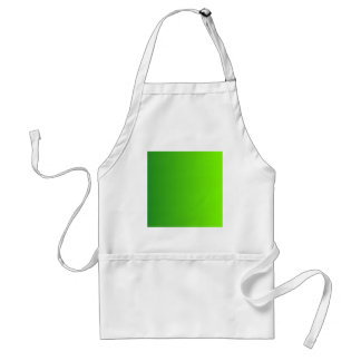 Forest Green to Lawn Green Vertical Gradient Aprons