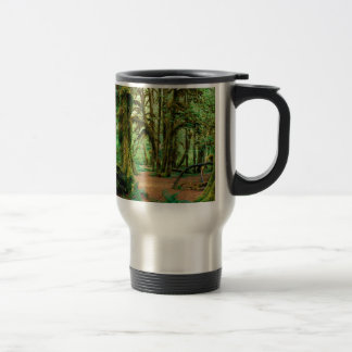 Forest Hall Of Mosses Olympic Travel Mug