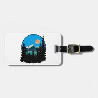 FOREST HAVEN LUGGAGE TAG