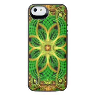 Forest Heart Mandala iPhone SE/5/5s Battery Case