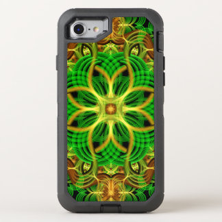 Forest Heart Mandala OtterBox Defender iPhone 7 Case