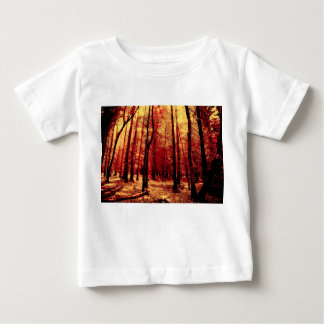 Forest Heat Baby T-Shirt