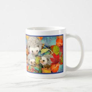 Forest Hedgehog Mug