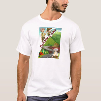 Forest hike and camp ground T-Shirt