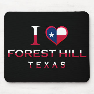 Forest Hill, Texas Mouse Pad