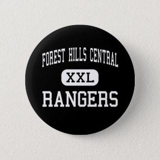 Forest Hills Central - Rangers - Grand Rapids Pinback Button