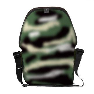 forest hue shading blend messenger bags