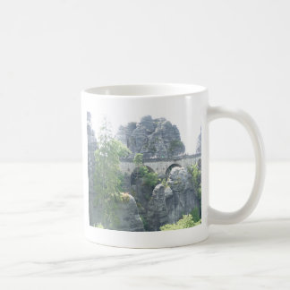 Forest in germany coffee mug