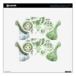Forest in germany PS3 controller decal