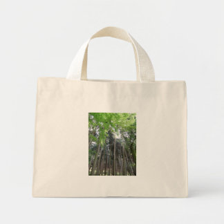 forest in Kyoto by kosher Canvas Bag