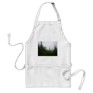 Forest in the Mist Adult Apron