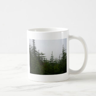 Forest in the Mist Coffee Mugs