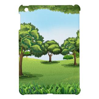 Forest iPad Mini Cases