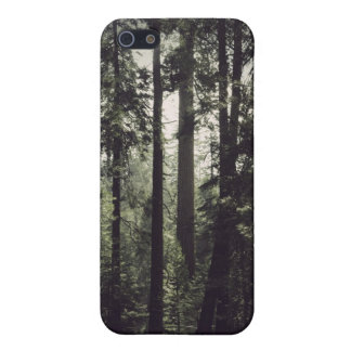 Forest iPhone matte case