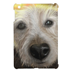 Case Savvy iPad Mini Glossy Finish Case with Jack Russell Terrier Phone Cases design